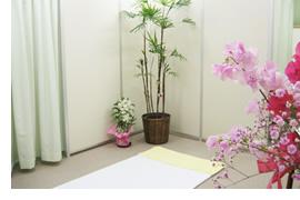 メイン施術室